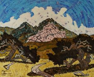554. Hildreth Peak Trail 1/14