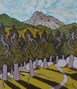 660. Reyes Peak Trail 10/15