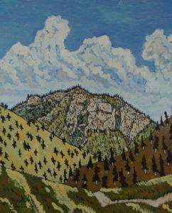 667. Cobblestone Peak Trail 10/15