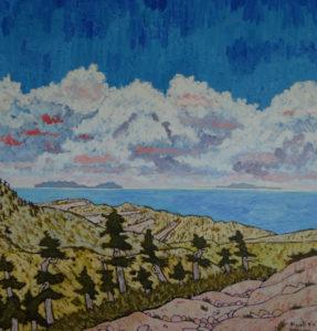 692. Cobblestone Peak Trail 4/16