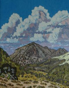 734. Santa Barbara Canyon Trail 12/16