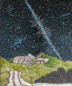 853. Monte Arido Trail Nocturnal 2/19