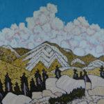 863. Santa Pauls Peak Trail 3/19